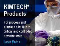 KIMTECH* Products - For process and people protection in critical and controlled environments.